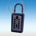 Supra Push Button Lockbox 3 Key