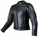Ivy Ladies Leather Motorcycle Jacket