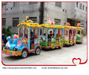 Amusement Rides Trackless Train
