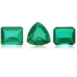 Doublet Emerald Quartz