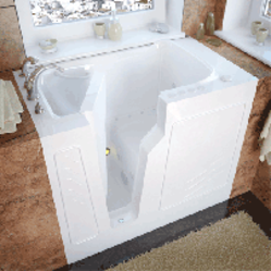 Walk In Tub From Cobathrooms Manufacturer Of Bath Tubs