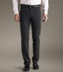 Chicago Straight Pocket Anthracite Mens Trousers