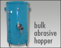 Bulk Abrasive Hoppers -Option And Accessories