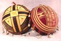 Gourd Bowl Rattle From Niger