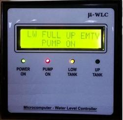 microprocessor based water level controller Design and construction of microcontroller-based water flow control system thwe mu han1 can control the water valve by using dc motor to vary the water flow rate based on this comparison eight-level deep stack.