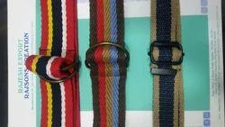 Uniform Canvas Belts