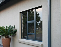 Top Hung Aluminum Windows