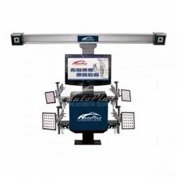 3D Wheel Alignment System