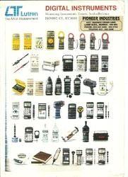 Tachometer Vibration Meter