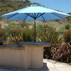 Umbrella with Sunbrella Fabric