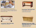 Communion Tables And Wares