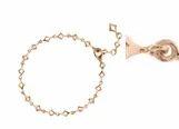Rose Gold Vermeil Almaz Bracelet