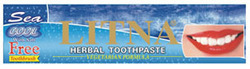 Sea Cool Herbal Toothpaste