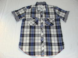 Yarn Dye Checked Shirts