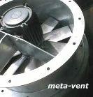 Short Casing Axial Fan