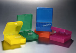 Well Micro Tube Storage Boxes