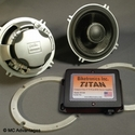 150 watt Titan Amp & Polk Audio 5.25