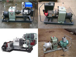 Cable Hauling and Lifting Winches