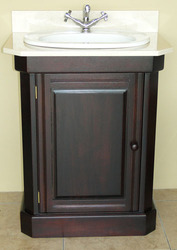 Vanity Bathroom Basin Vanity Washstand