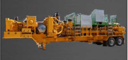 Twin Cementing Pump