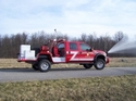 Burket Volunteer Fire Department (in) Seward Township