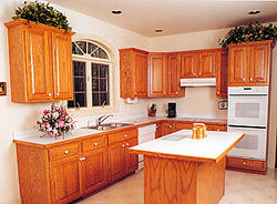 Wooden Kitchen Cabinets Products Suppliers