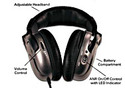 Noise Canceling ANR Headset
