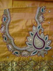 Bridal Embroidered Blouses