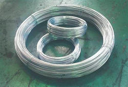 Galvanized Wire In Coils