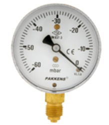 Capsule Diaphragm Pressure Gauges
