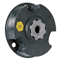 Torsionally Elastic Flywheel Coupling