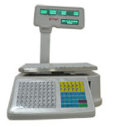 Barcode Label Printing Scale
