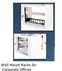 Wall Mount Racks for Corporate Offices