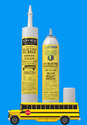 Rtv Silicone  School Bus Yellow