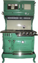 Antique Stoves (Gas/Wood Country Kitchen)