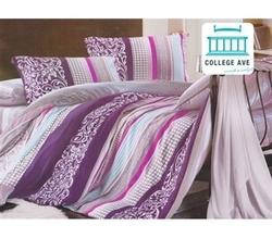 Marcheline Crossing Cotton Bed Sheets