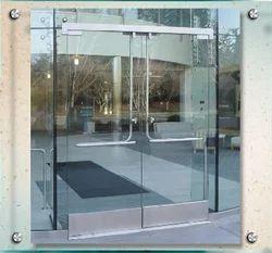 Dry set all glass entrance door rails from prl glass systems inc dry set all glass entrance door rails planetlyrics Images