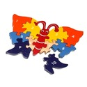 Educational Toys - Beautiful Butterfly Puzzle