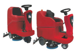 Ride-on Floor Cleaners