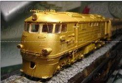 Golden Plastic Loco