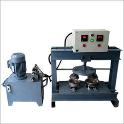 Paper Plate Hydraulic Paper Plate Machine  sc 1 st  HelloTrade & Thread Winding Three Head Machine Hand Press Paper Dona Machine ...