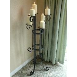 Tall Candle Stand