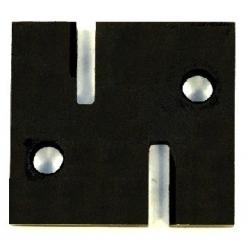 Dual Size Punch Block ( 5mm and 6mm Diameter