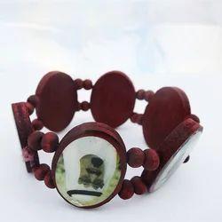 Amazing Handmade Wood Bracelet