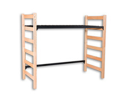 Adjustable Full Height Loft Bed