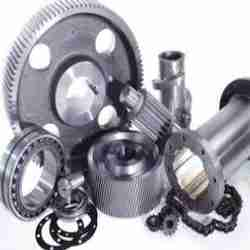 Equipments Parts & Spares