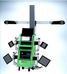 3D Wheel Alignment Machine (Bosch)