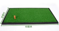 Golf Practice Putting Mats, Rubber Golf Mats