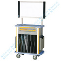 X-Ray Film Cart