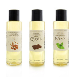Body and Massage Oils